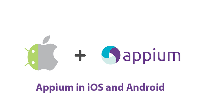 Appium in iOS and android